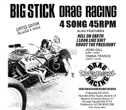 BIG STICK... - DRAG RACING...