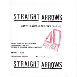 STRAIGHT ARROWS... - ANOTHER DAY IN THE...
