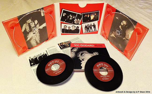 VIC GODARD... - 30 ODD YEARS...