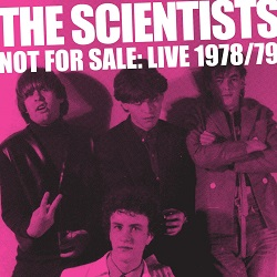 SCIENTISTS, THE... - NOT FOR SALE: LIVE...