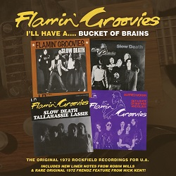 THE FLAMIN' GROOVIES... - I'LL HAVE A...BUCKET OF...
