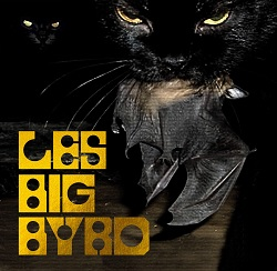 LES BIG BYRD... - ROOFIED ANGELS EP...