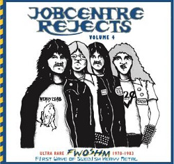 VARIOUS... - JOBCENTRE REJECTS VOL:4 FWOSHM...