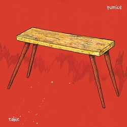 PUMICE... - TABLE...