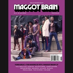 VARIOUS... - MAGGOT BRAIN (ISSUE #3)...