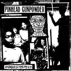 PINHEAD GUNPOWDER... - TRUNDLE & SPRING ...