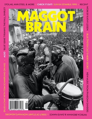 VARIOUS... - MAGGOT BRAIN (ISSUE #4)...