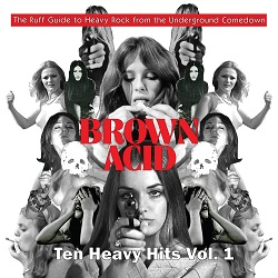 VARIOUS... - BROWN ACID: TEN HEAVY...