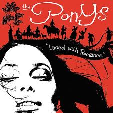 PONYS... - LACED WITH ROMANCE...