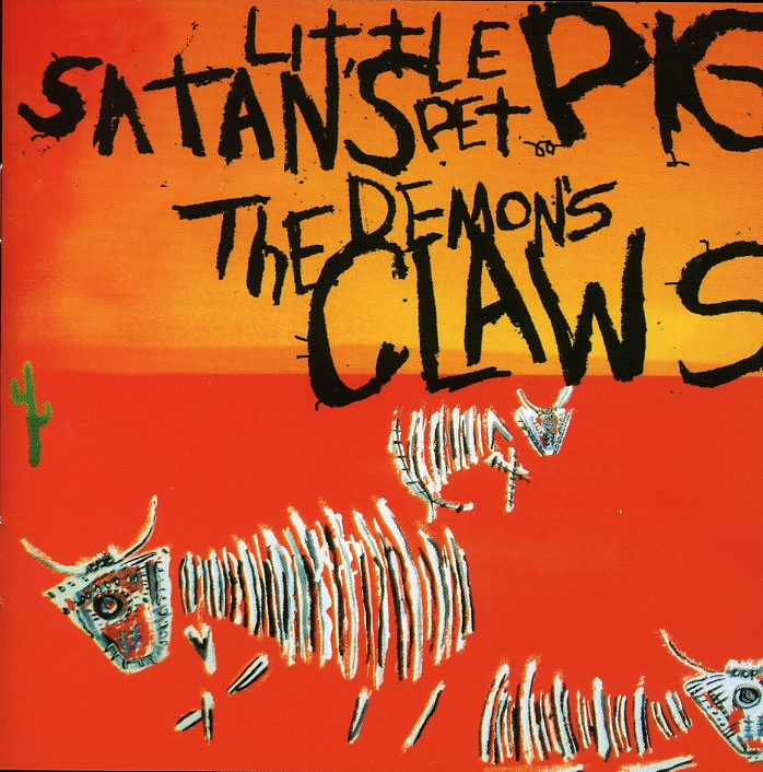 DEMON'S CLAWS... - SATANS LITTLE PET PIG...