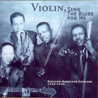 VARIOUS... - VIOLIN, SING THE BLUES...