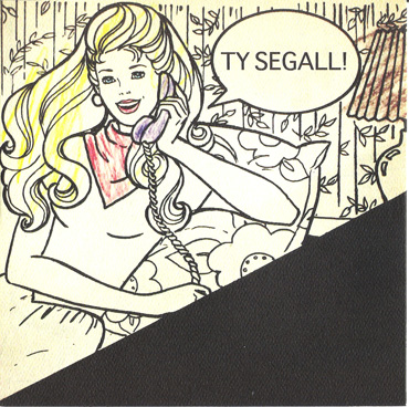 TY SEGALL... - CENTS...