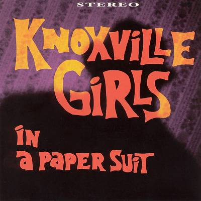 KNOXVILLE GIRLS... - IN A PAPER SUIT...