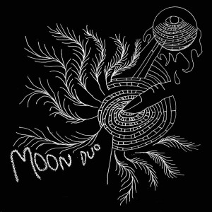 MOON DUO... - ESCAPE...