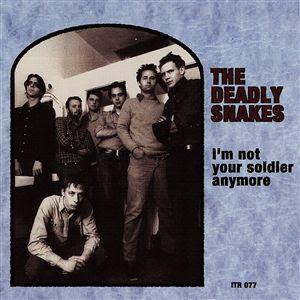 DEADLY SNAKES... - I'M NOT YOUR SOLDIER...