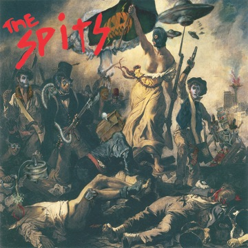 SPITS, THE... - S/T (5TH ALBUM)...