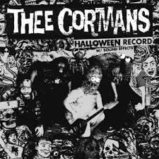 THEE CORMANS... - HALLOWEEN RECORD W/SPECIAL EFFECTS...
