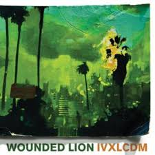 WOUNDED LION... - IVXLCDM...