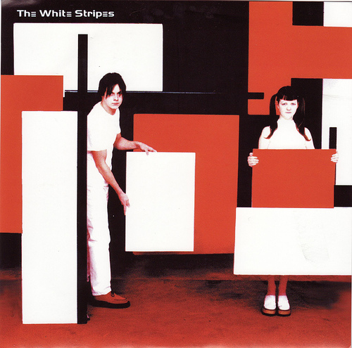 THE WHITE STRIPES... - LORD SEND ME AN...