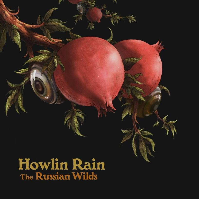 HOWLIN RAIN... - THE RUSSIAN WILDS...