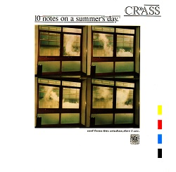 CRASS... - TEN NOTES ON A...