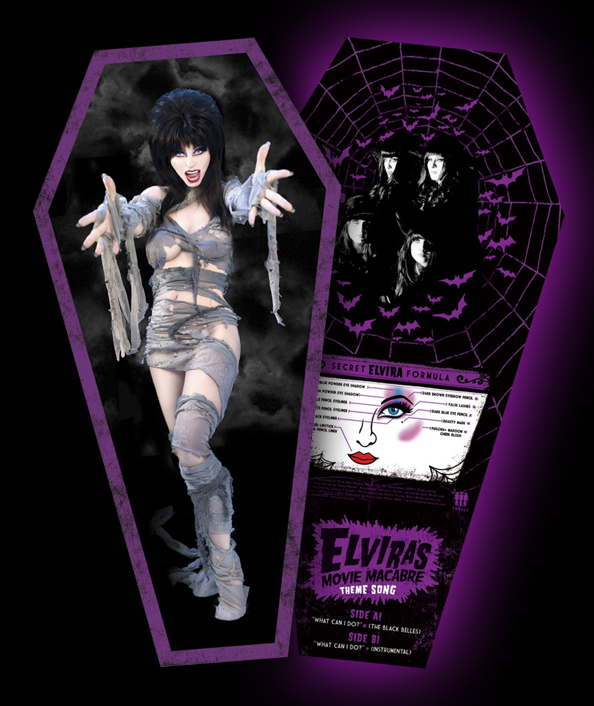 ELVIRA... - PICTURE DISC...