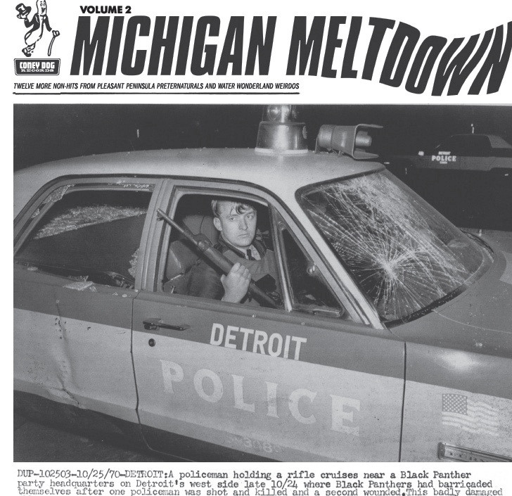 VARIOUS... - MICHIGAN MELTDOWN VOL: 2...