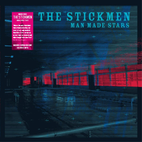 THE STICKMEN... - MAN MADE STARS...