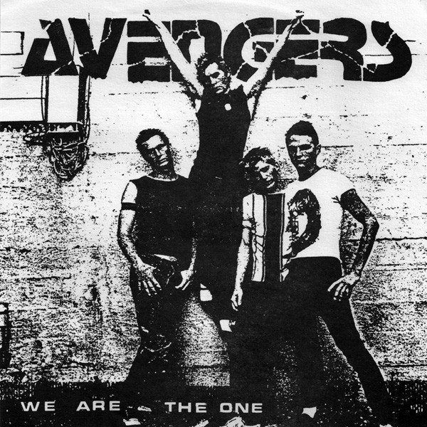 THE AVENGERS... - WE ARE THE ONE...