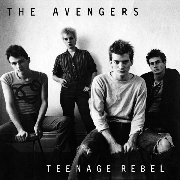 THE AVENGERS... - TEENAGE REBEL...