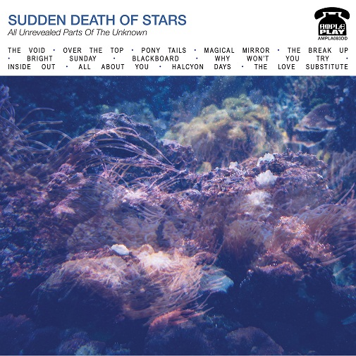 SUDDEN DEATH OF STARS... - ALL UNREVEALED PARTS OF...