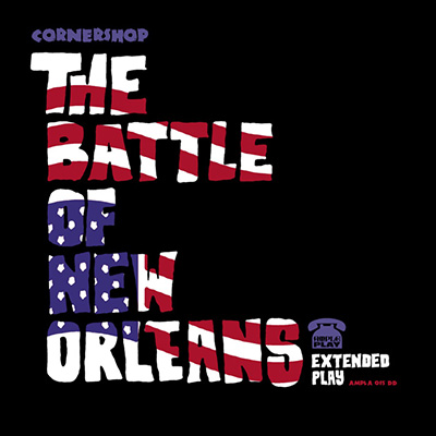 CORNERSHOP... - THE BATTLE OF NEW...