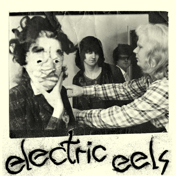 ELECTRIC EELS... - JAGUAR RIDE B/W SPLITTERTY...