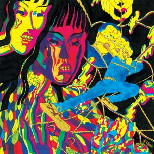 THEE OH SEES... - DROP...