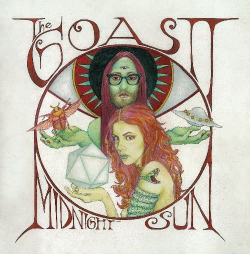 THE GOASTT... - MIDNIGHT SUN...