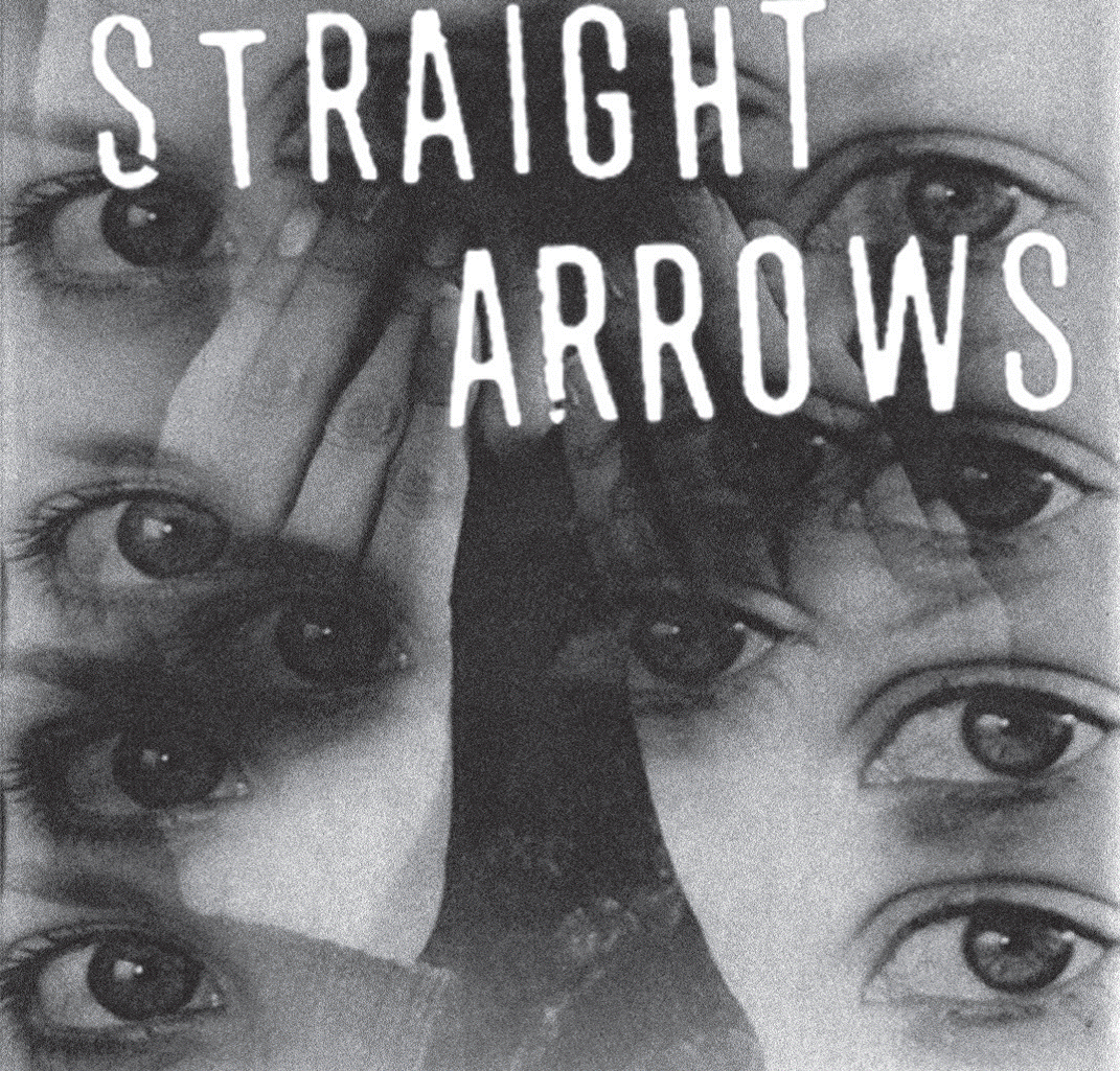 STRAIGHT ARROWS... - MAKE UP YOUR MIND...