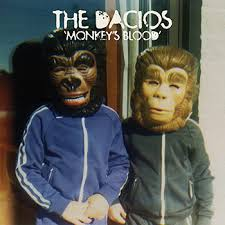 THE DACIOS... - MONKEY'S BLOOD...