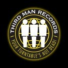 THIRD MAN MERCHANDISE... - THIRD MAN 3INCH ROUND...