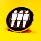 THIRD MAN MERCHANDISE... - THIRD MAN LAPEL PIN...