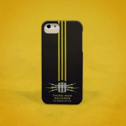 THIRD MAN MERCHANDISE... - 3 STRIPE IPHONE 5...