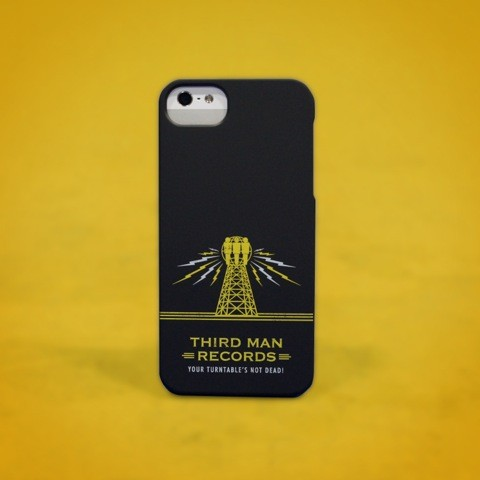 THIRD MAN MERCHANDISE... - TESLA TOWER IPHONE 5...