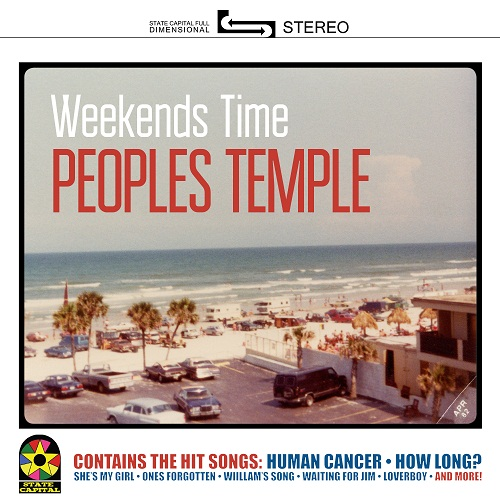 PEOPLE'S TEMPLE... - WEEKENDS TIME...