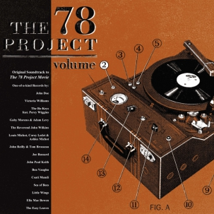 VARIOUS... - THE 78 PROJECT: VOL...
