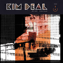 KIM DEAL... - HOT SHOT B/W LIKKLE...