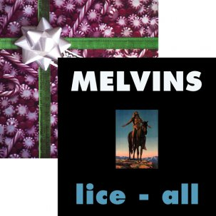 MELVINS... - EGGNOG / LICE ALL...