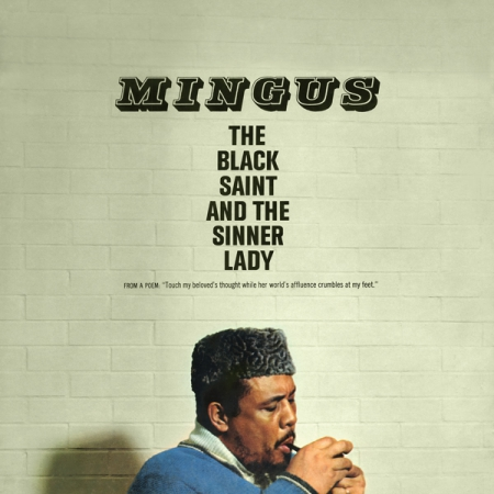 CHARLES MINGUS... - THE BLACK SAINT &...
