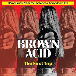 VARIOUS... - BROWN ACID - THE...