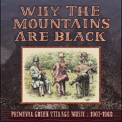 VARIOUS... - WHY THE MOUNTAINS ARE...