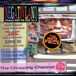 NEGATIVLAND... - OVER THE EDGE VOL...