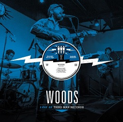 WOODS... - LIVE AT THIRD MAN...